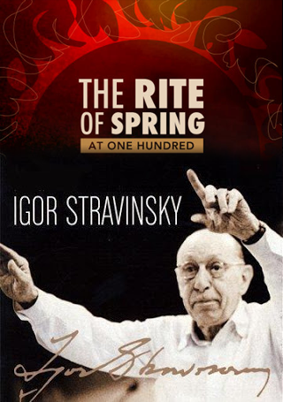 The rite of spring which celebrates the 100 year anniversary