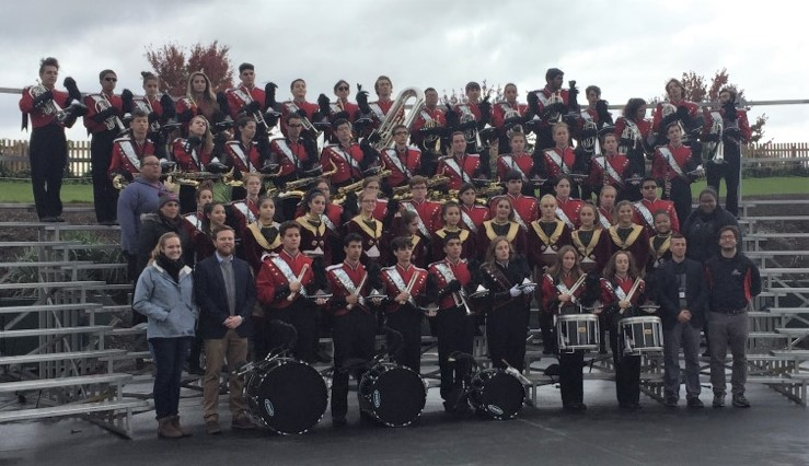 The 2018 West Essex Marching Knights