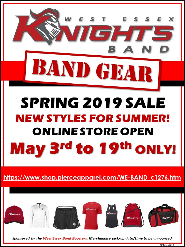Clothing Sale Flyer - 04.15.2019