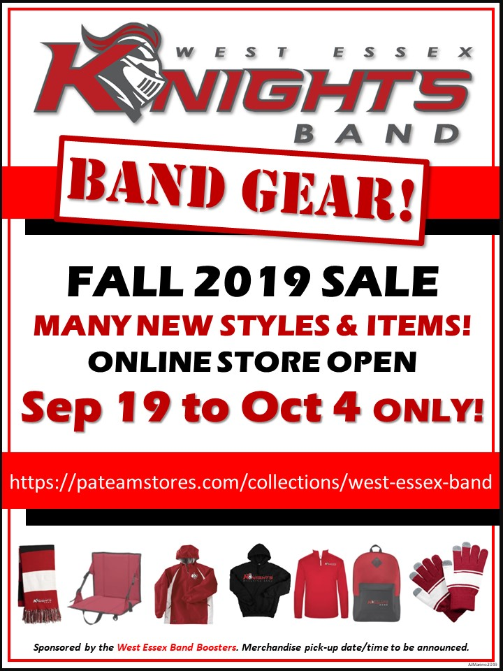 Clothing Sale Flyer - 09.16.2019