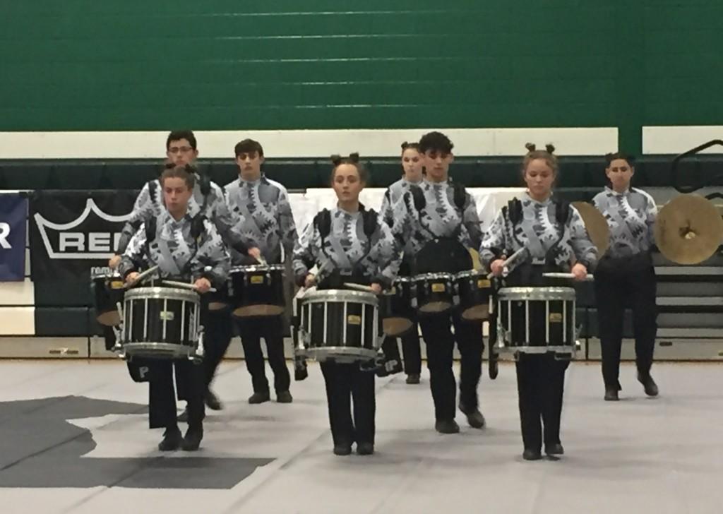 Brick 4 - Drumline