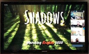 "The 2020 Marching Knights Theme, ""Shadows"""