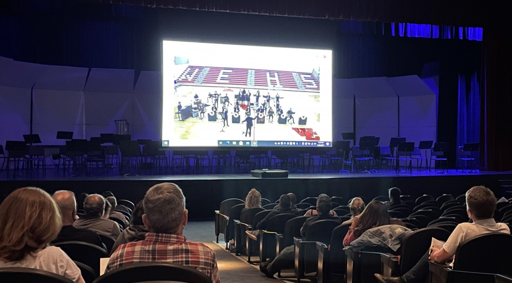 Jazz Band on Screen
